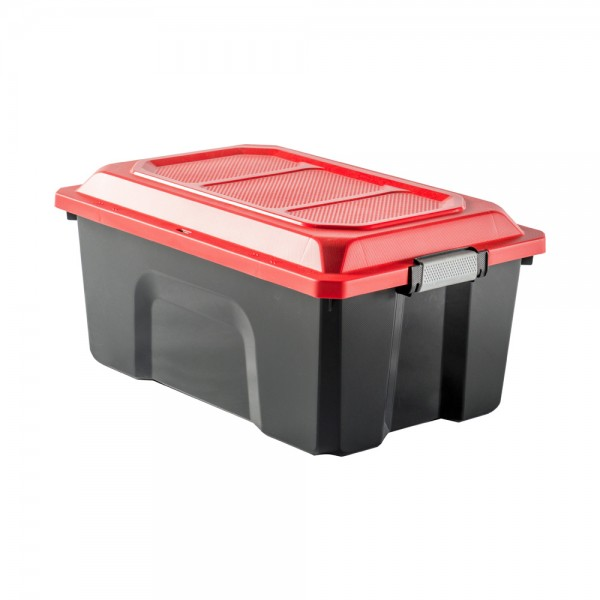 Sundis Locker Diy Black+Red - 40L 525523-V001 by Sundis