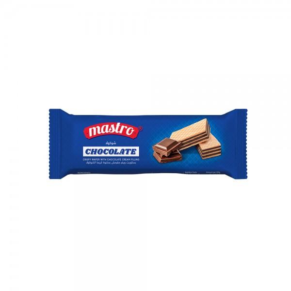 Mastro Wafer Chocolate Cream - 41G 525647-V001 by Mastro