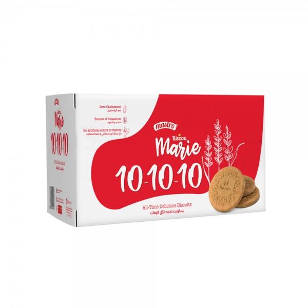 Mastro Biscuit Marie - 8X75G 525653-V001 by Mastro