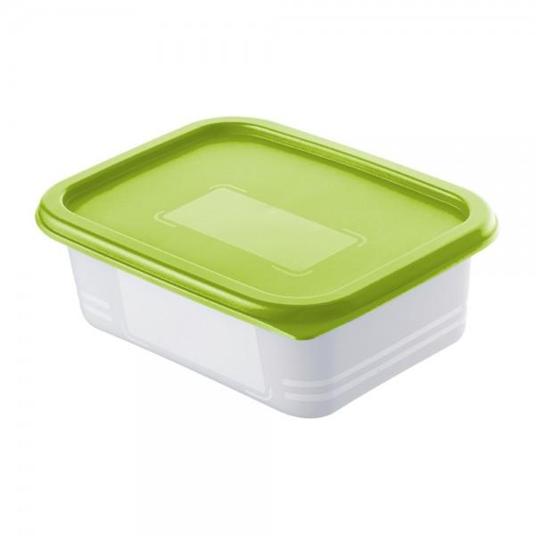 Sundis Freezer Storage Box Set Wht+Green 0.5L - 4Pc 525841-V001 by Sundis