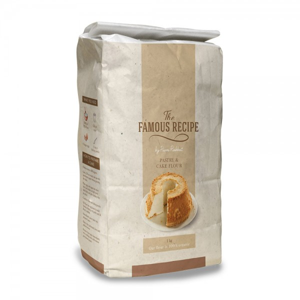 THE FAMOUS RECIPE Cake Flour 1kg 525961-V001 by The Famous Recipe