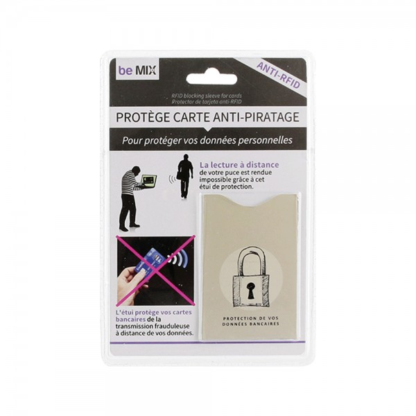 Be Mix Bank Card Protection - 1Pc 526150-V001 by Be Mix