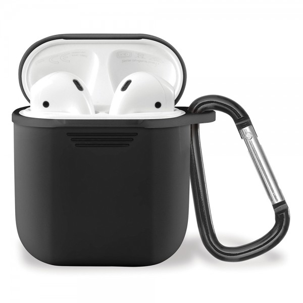 Be Mix Case For Airpods Black - 1Pc 526175-V001 by Be Mix