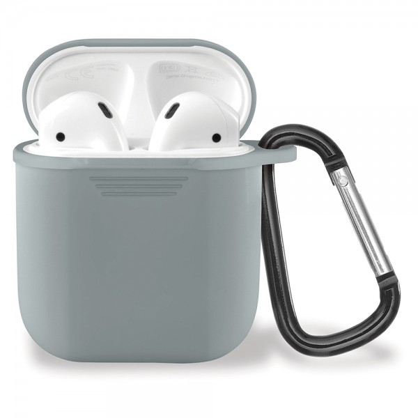 Be Mix Case For Airpods Grey - 1Pc 526176-V001 by Be Mix