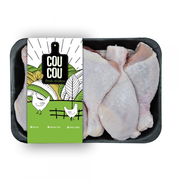 Coucou Chicken Drumsticks Per Kg 526206-V001 by CouCou