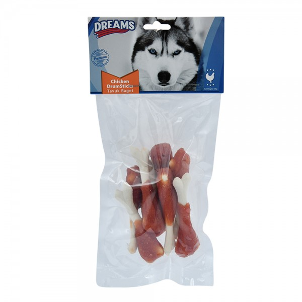 CHICKEN DRUMSTICKS 526302-V001 by Dreams Pet Food