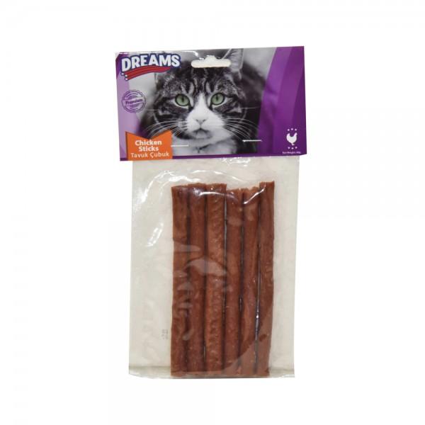 CAT CHICKEN STICKS 526308-V001 by Dreams Pet Food