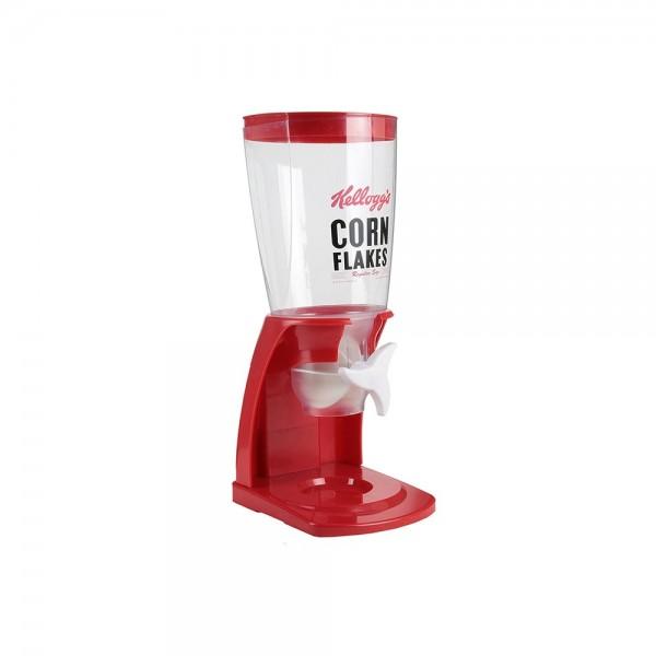 Kellogg's Plastic Cereal Dispenser (Color: red, 40.2x20.5cm) 526397-V001 by Kellogg's
