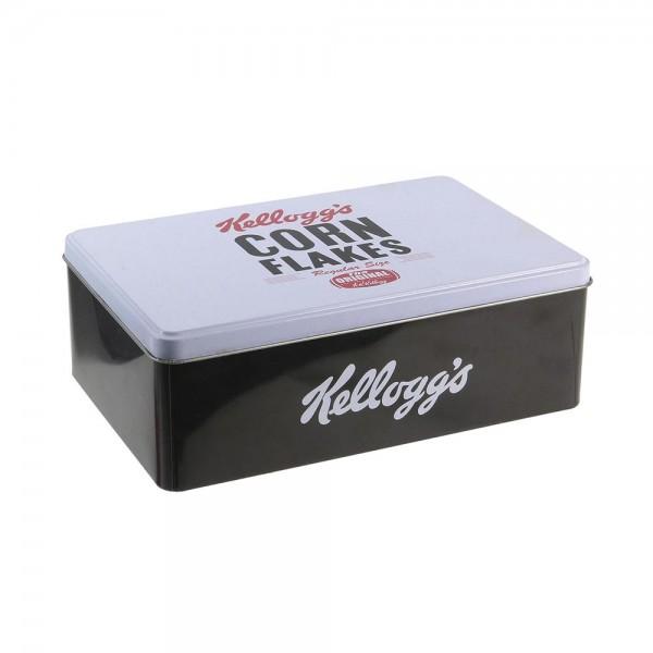 Kellogg's Metal Sugar Tin (Color: White 20x13.3cm) 526400-V001 by Kellogg's