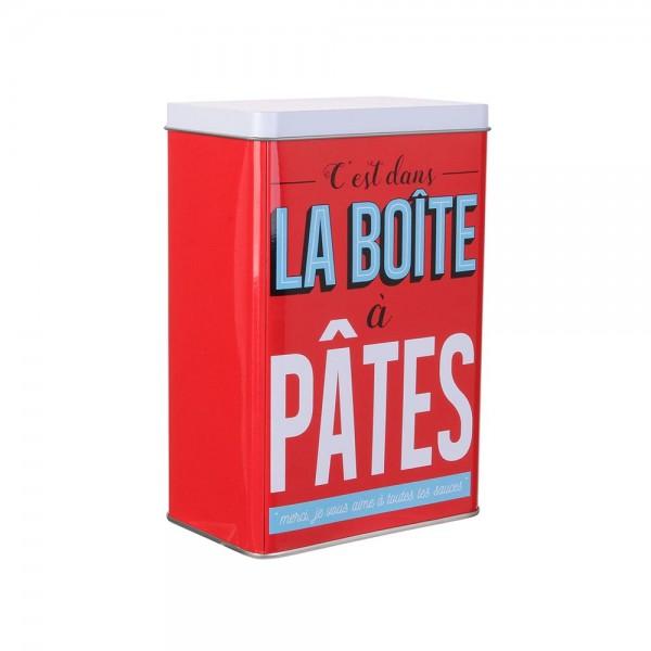 La Boite A Metal Storage Box (Color: Red, 18.5x8cm) 526404-V001 by La boite a metal
