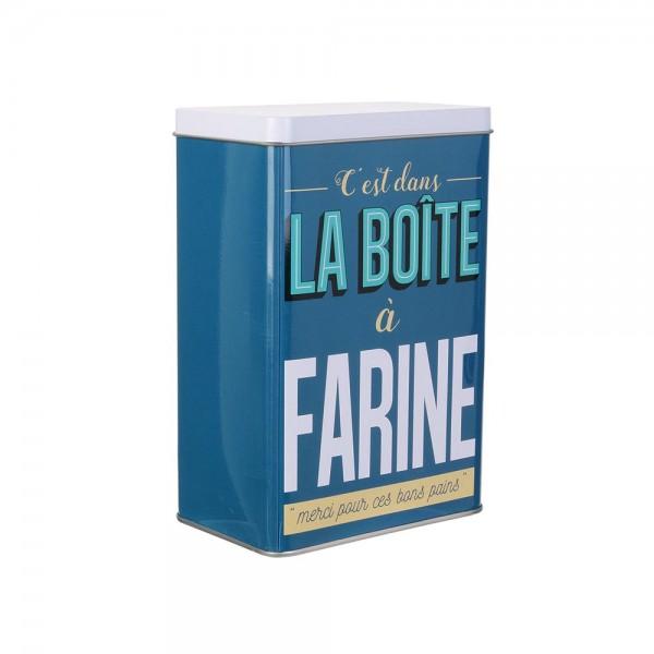 La Boite A Metal Storage Box (Color: Blue, 18.5x8cm) 526405-V001 by La boite a metal