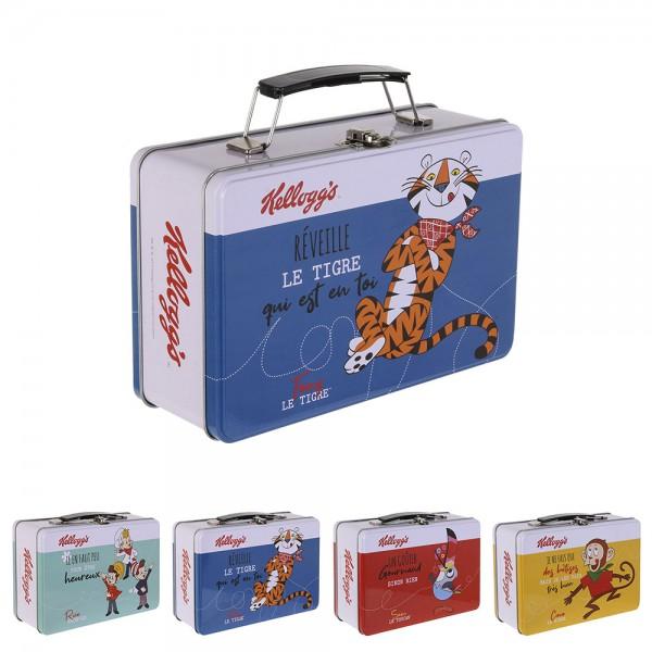 Kellogg's Metal Lunchbox (Color: Mixed, 20x7cm) 526418-V001 by Kellogg's