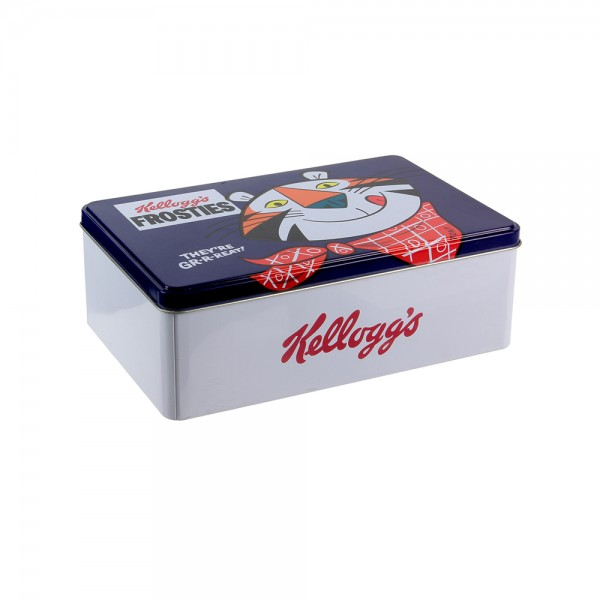 Kellogg's Metal Frosties Sugar Container (Color: White and Red, 20.3x13.3cm) 526420-V001 by Kellogg's