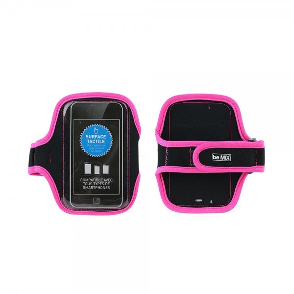 be MIX Universal Smartphone Armband Available In A Multiple Of Colors 15.2cm 526484-V001 by Be Mix