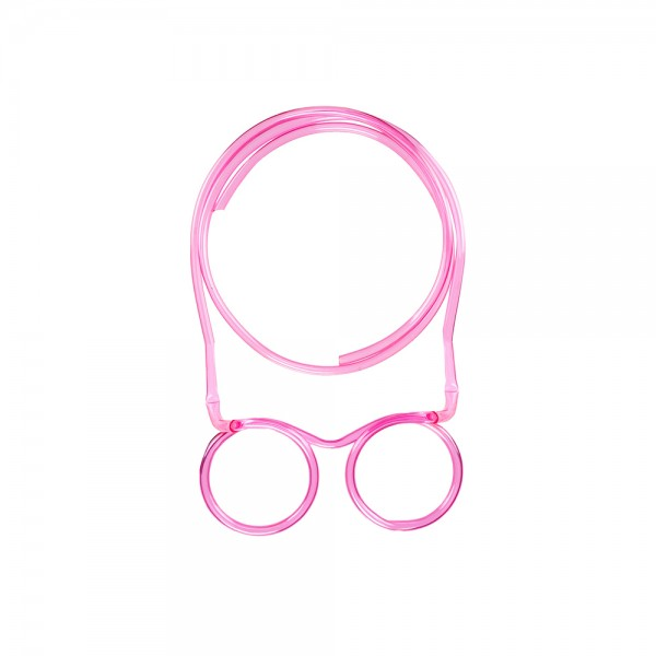 M.Gadget Straw Glasses Mixed Color - 120Cm 526512-V001 by Mister Gadget
