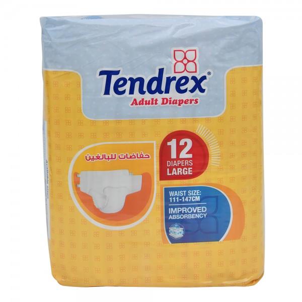 Sanita Diapers Adult Lrg 526626-V001 by Sanita