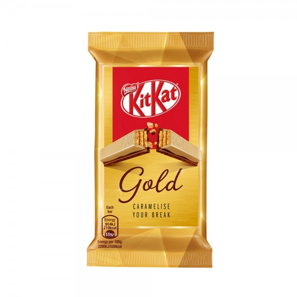 GOLD 4 FINGER 526684-V001 by Nestle