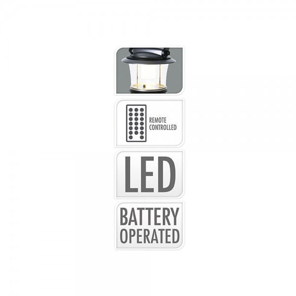 Redcliffs Camping Light W Remote Control - 1Pc 526745-V001 by Redcliffs Outdoor Gear