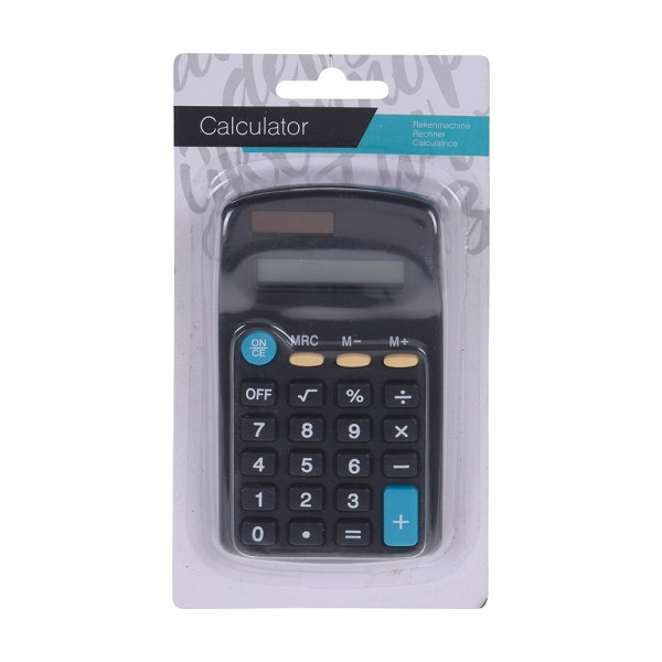 EH Calculator PP 1PC 526783-V001 by EH Excellent Houseware