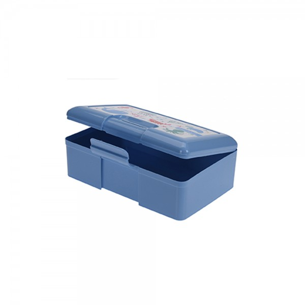 EH Plastic Lunchbox PP 20X13X7CM 1PC 526792-V001 by EH Excellent Houseware