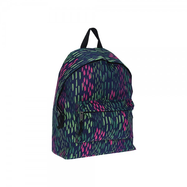 EH, Polyester Print Backpack, 1PC 526811-V001 by EH Excellent Houseware