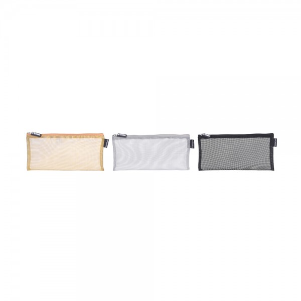 EH, Pencil Case with Zipper, 23x16CM, 1PC 526818-V001 by EH Excellent Houseware