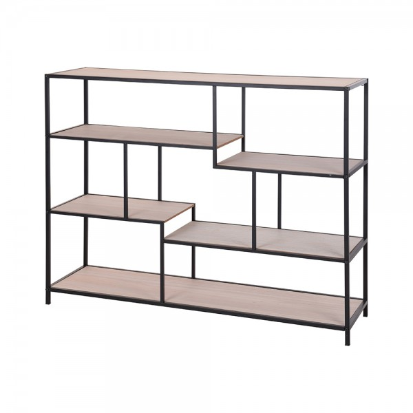 EH, Metal Shelf Rack with MDF, 1PC 526822-V001 by EH Excellent Houseware