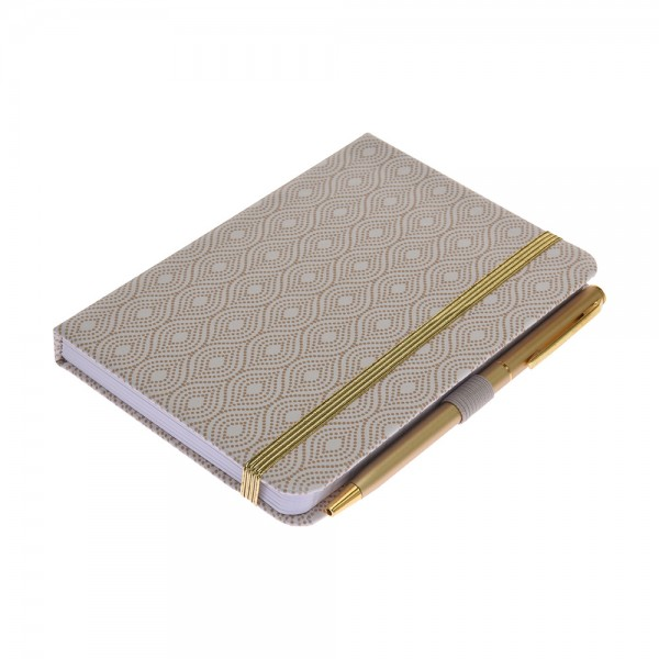 EH, A6 Notebook and Ballpoint Mix, 1PC 526845-V001 by EH Excellent Houseware