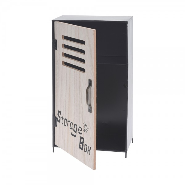 CABINET METAL WITH MDF DOOR 526852-V001 by EH Excellent Houseware