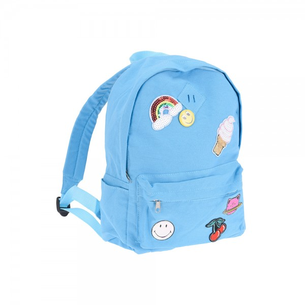 EH, Back to School Mixed Color Backpack, 1PC 526855-V001 by EH Excellent Houseware