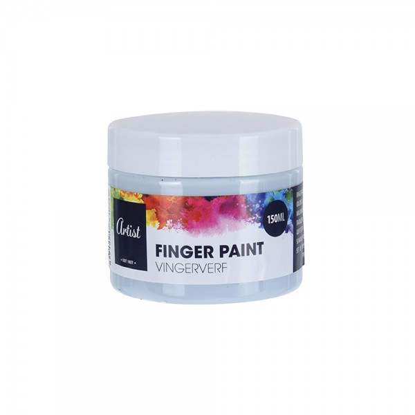 Artist, Finger Paint Pots, 150ml 526860-V001 by Artist