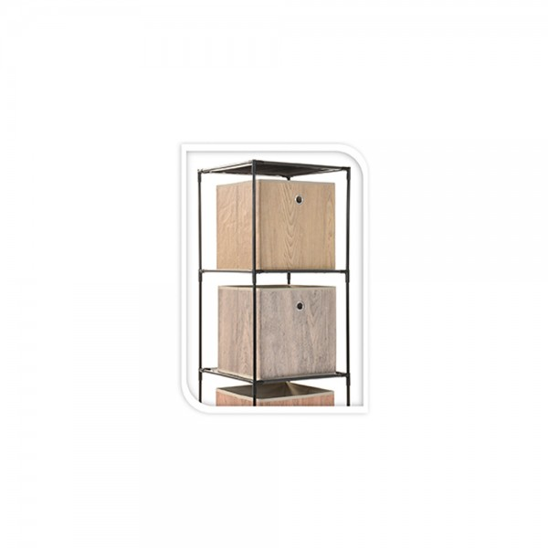EH, 3 Compartments Storage Shelf, 1PC 526863-V001 by EH Excellent Houseware