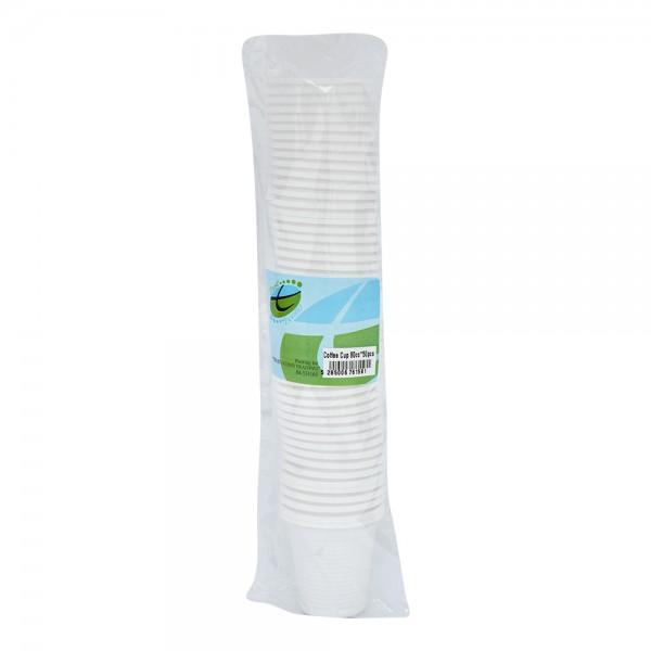 Trust Econ Plastic Coffee Cup 80Cc 526951-V001 by Trust Econo