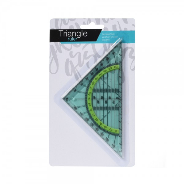 TRIANGLE RULER SET B2S 526984-V001 by EH Excellent Houseware