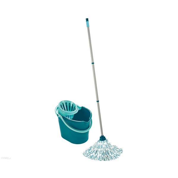 Ultraclean Mop Set + Bucket 10L - 2Pc 526999-V001 by Ultraclean