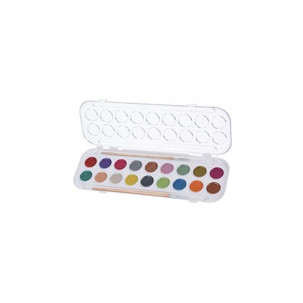 ARTIST Waterpaint Metallic 18 colors 1pcs 527012-V001 by Artist