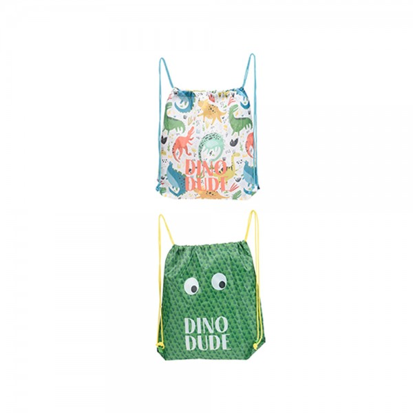 EH Backpack Dino B25 Mix Print 527134-V001 by EH Excellent Houseware