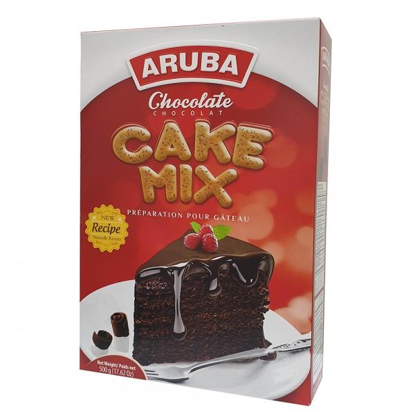ARUBA Cake Mix Chocolate  500g 527293-V001 by Aruba