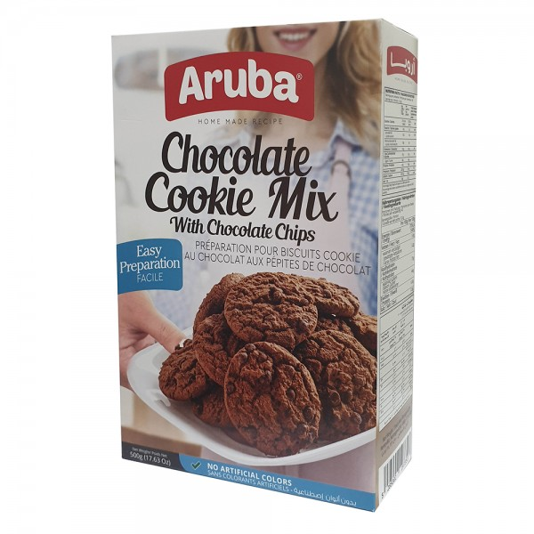 ARUBA Cookies Chocolate Chip 500g 527296-V001 by Aruba