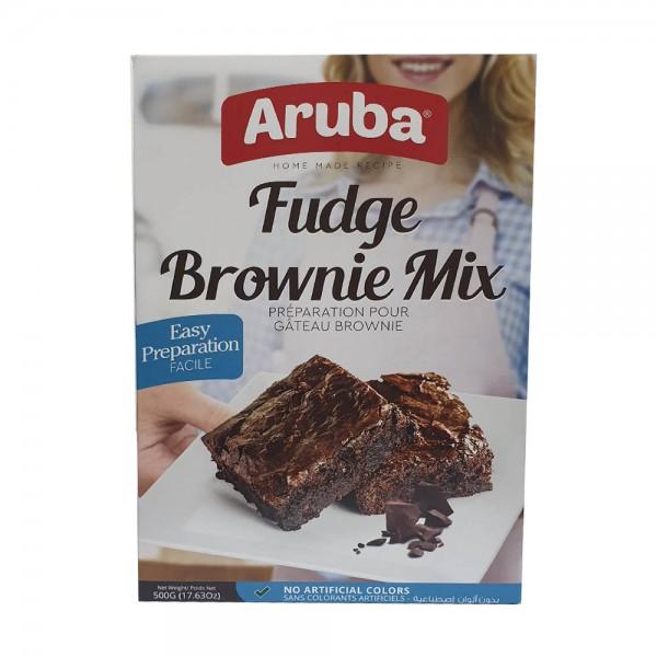 ARUBA Brownie Mix 500g 527299-V001 by Aruba