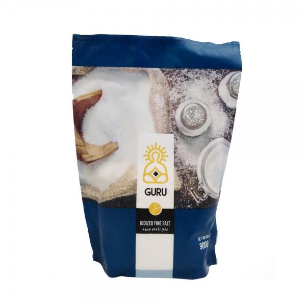 Guru Iodized Fine Salt 527314-V001 by Guru
