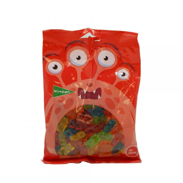 El Corte Gf Bear Shaped Jelly Sweets In Assorted Flavours 527318-V001 by El Corte