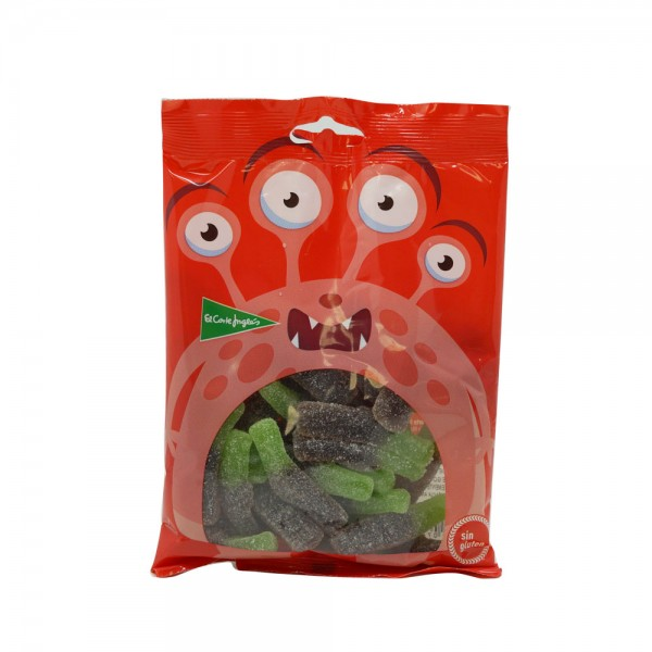 El Corte Bottle Shaped Jelly Sweets 527319-V001 by El Corte