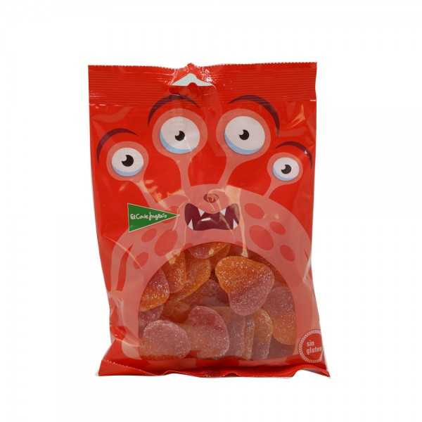 El Corte Gf Heart Shaped Jelly Peach Sweets 527321-V001 by El Corte