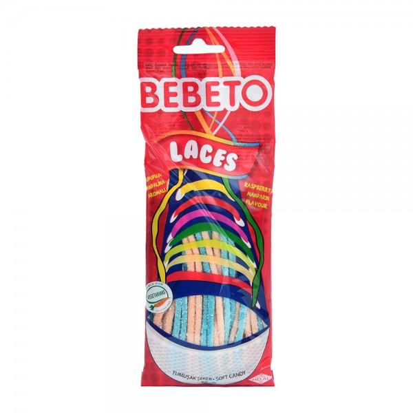 Bebeto Laces Jelly - 75G 527347-V001 by Bebeto