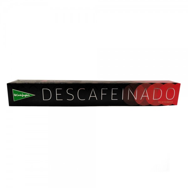 DECAFFEINATED COFFEE ESTUCHE 527510-V001 by El Corte
