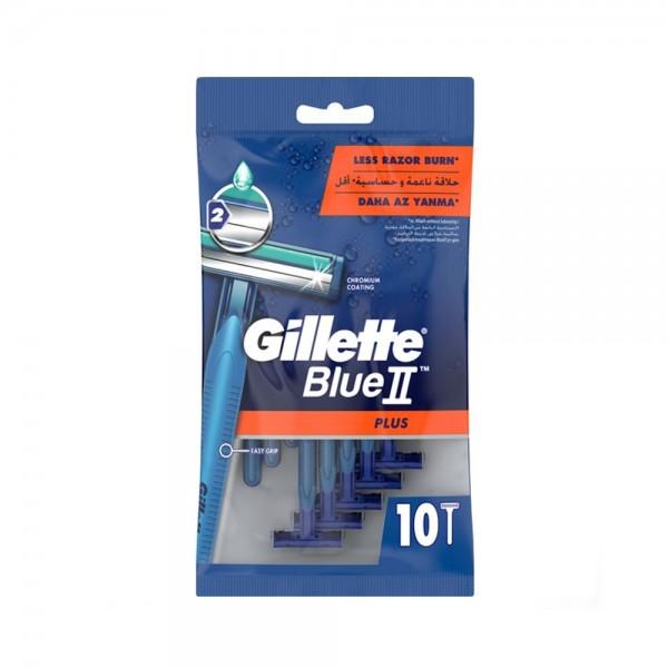 DISPOSABLE BLUE2 PLUS 527542-V001 by Gillette