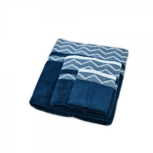 Windsor Towel Jacquard Waves - 30X30Cm 527589-V001 by Windsor Imperial