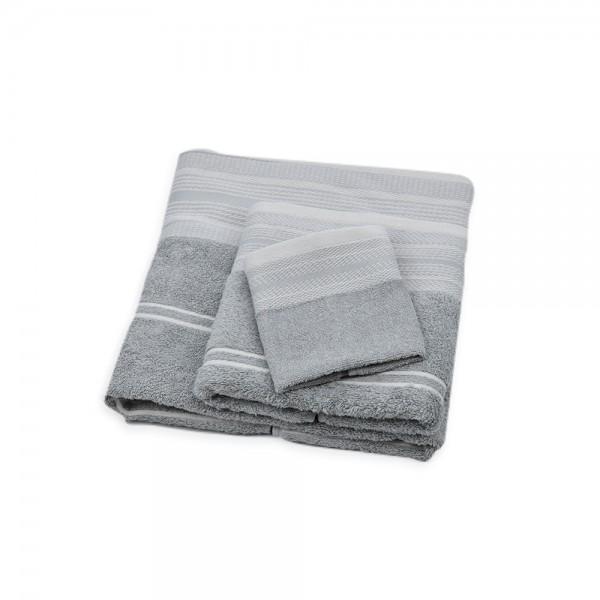 Windsor Towel Jacquard Stripe - 50X90Cm 527598-V001 by Windsor Imperial