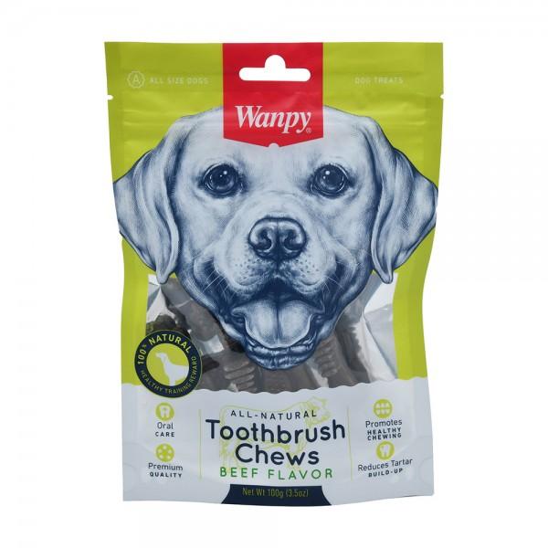 Wanpy Dog Beef Tb Chews 527649-V001 by Wanpy